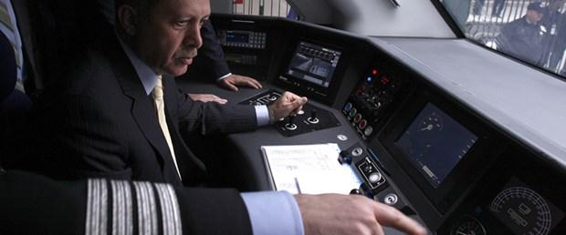 Hızlı tren 1 saat 28 dakikada Eskişehir'de