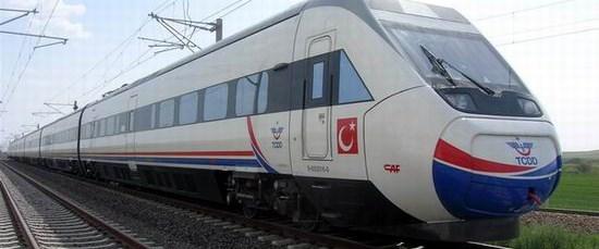 Hızlı trene hızlı internet