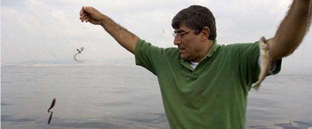 Hrant balık tutarken...