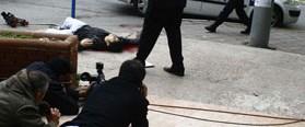 Hücre evi baskını: 1 şehit, 1 vatandaş öldü