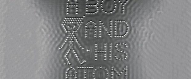 IBM dünyanın en küçük filmini çekti