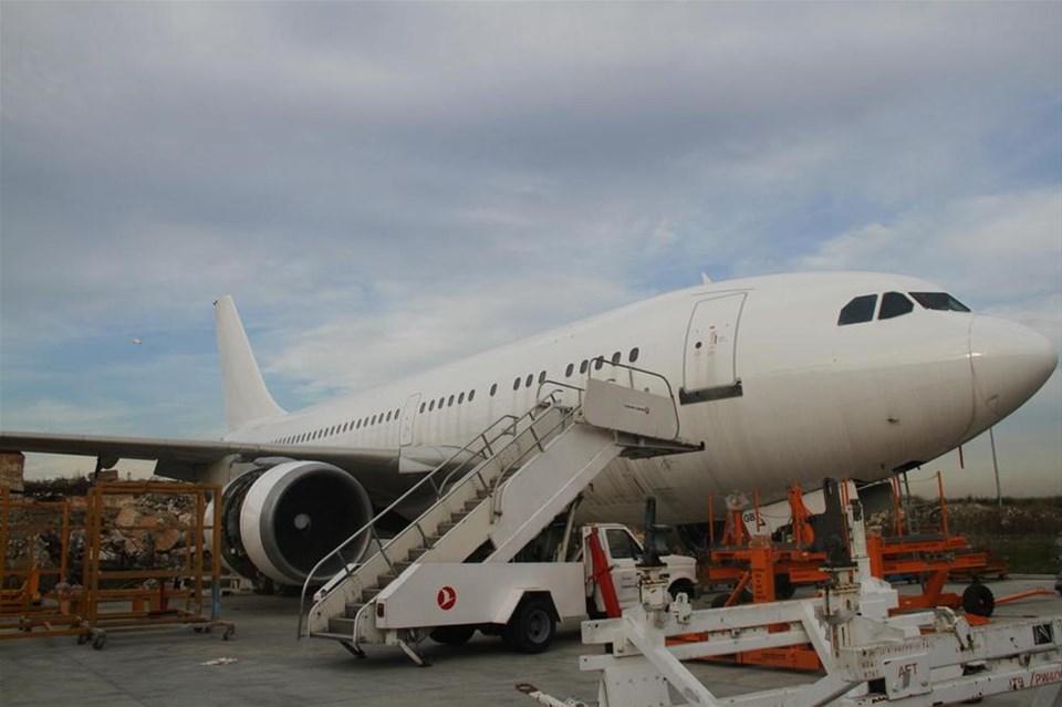 İcradan satılık uçak