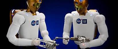İlk robot astronot göreve hazır