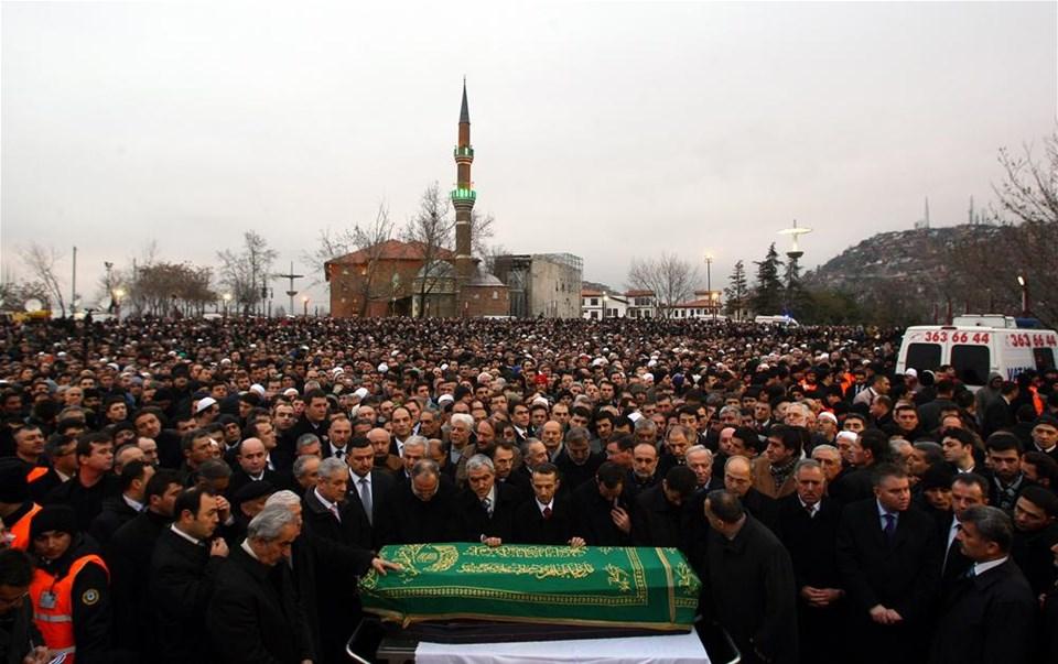 İlk tören Ankara'daydı