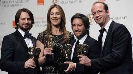 BAFTA'nın yıldızı 'The Hurt Locker'