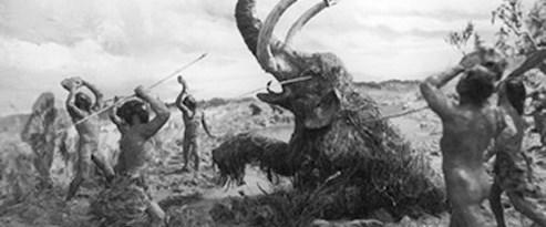 'İnsanlar 2 milyon yıl önce avlanıyordu'