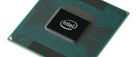 Intel'den beş yeni mobil işlemci