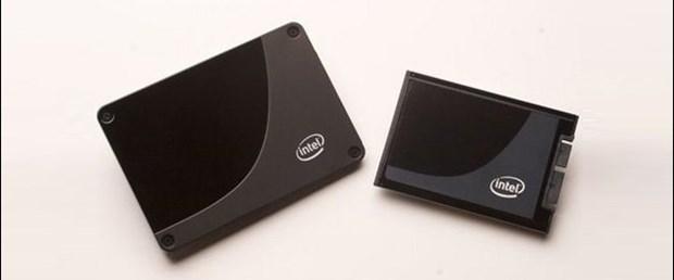 Intel'in 160GB'lık SSD'leri dağıtımda