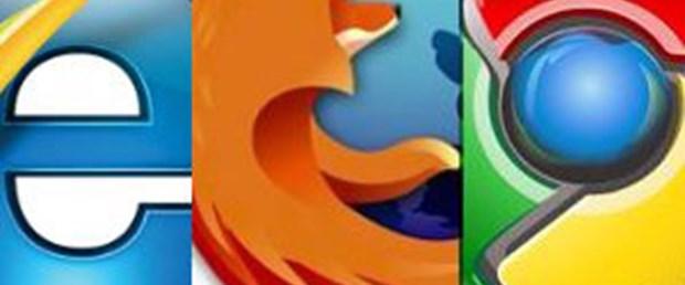 Internet Explorer hala lider ama...
