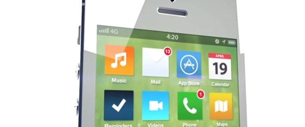 'iOS 7 yepyeni bir tasarımla gelecek'