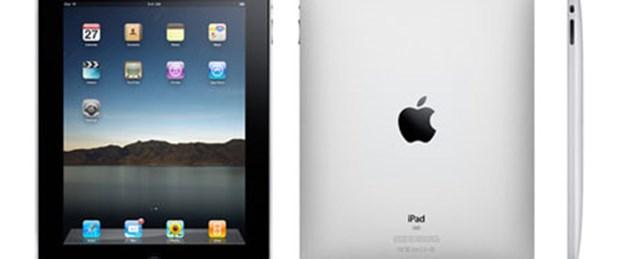 iPad'den şikayet var!