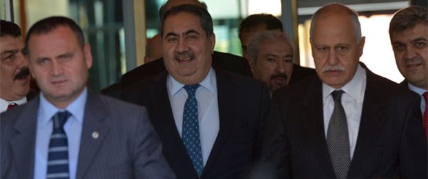 Irak Dışişleri Bakanı Zebari Ankara'ya geldi