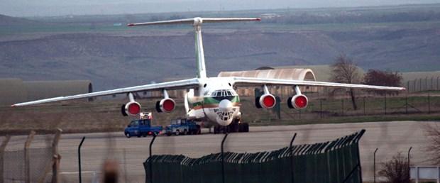 İran uçağında 'yasaklı madde'