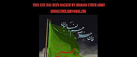 İranlı 'hacker'lar Twitter'ı utandırdı