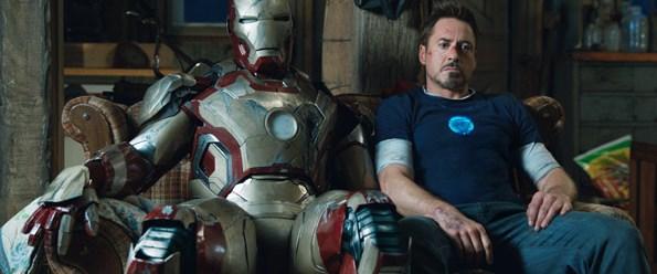 Iron Man 3'ten rekor gibi hasılat