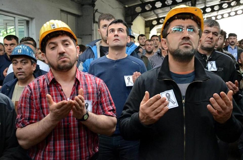 İşçiler iş bıraktı