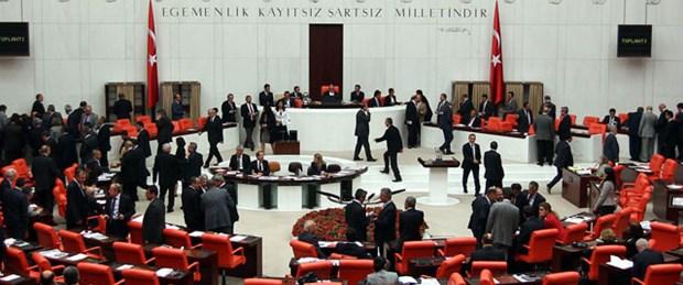 İsrail'den Meclis'e sürpriz ziyaret
