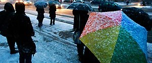 İstanbul -2, İzmir'de bile kar yağacak
