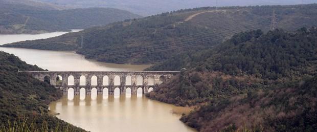 İstanbul barajları yüzde 90 doldu