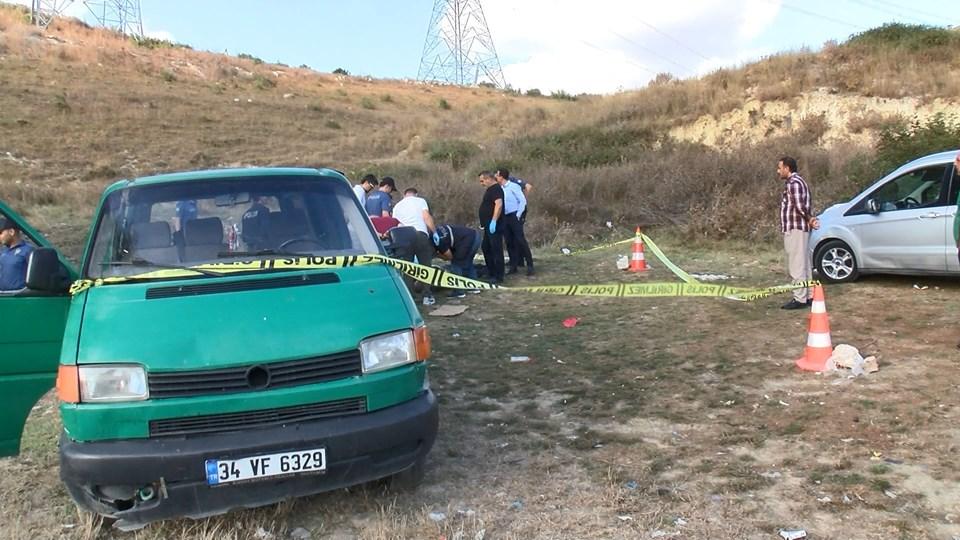 İstanbul Başakşehir'de boş arazide ceset bulundu