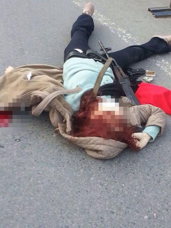 Elif Sultan Kalsen'in Sultanahmet'teki bombalı saldırıyı düzenleyen kişi olduğu açıklanmış, ancak saldırının yabancı uyruklu Rus Diana Ramazova olduğu tespit edilmişti.