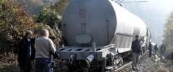 İstanbul-Eskişehir tren yolunu kapatan kaza