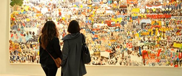 İstanbul Sanat Fuarı başladı