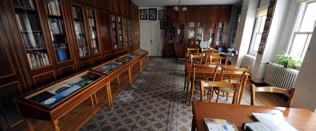 İstanbul'a dair her şey bu kütüphanede