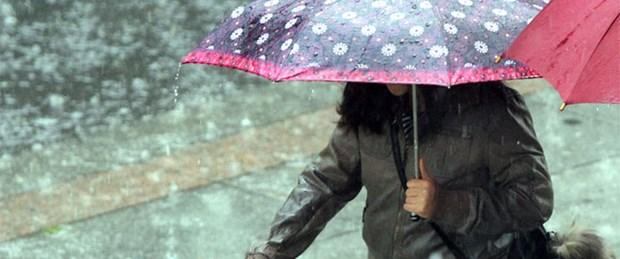 İstanbul'a fırtına ve dolu uyarısı