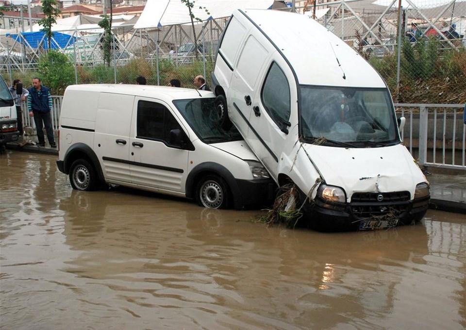 İstanbul'a yağmur yağınca...