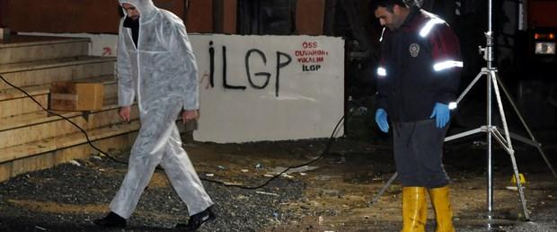 İstanbul'da bir polis şehit