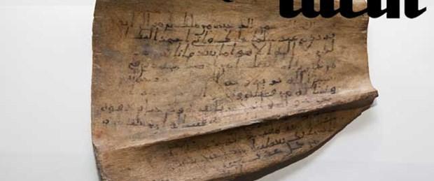 İstanbul'da bulunan en eski İslâm eseri