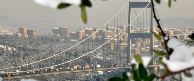 İstanbul'da hava perşembe ısınıyor