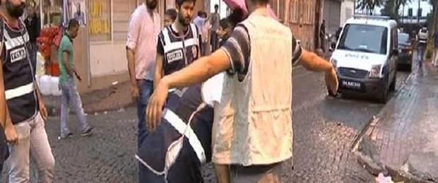 İstanbul'da kaçak göçmen operasyonu