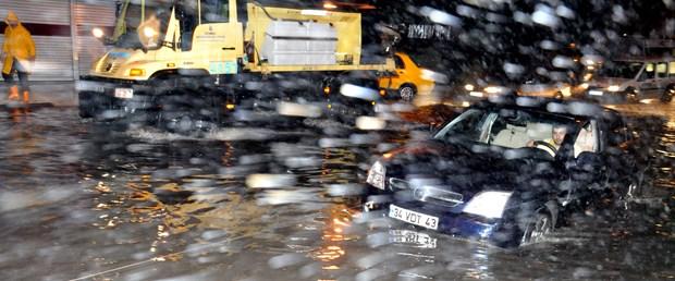 İstanbul'da metrekareye 41 kilo yağış düştü