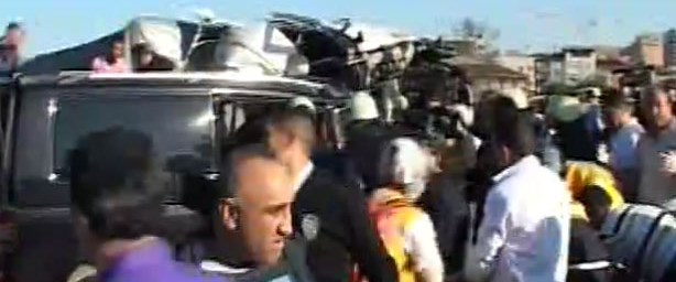 İstanbul'da trafik kazası: 9 ölü