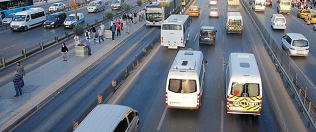 İstanbul'da yarın trafiğe dikkat