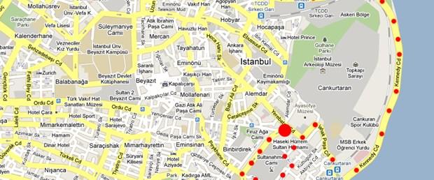 İstanbul'da YGS trafiğine yeni düzenleme