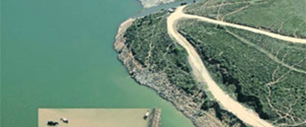 İstanbul'un suyuna pislik akıyor
