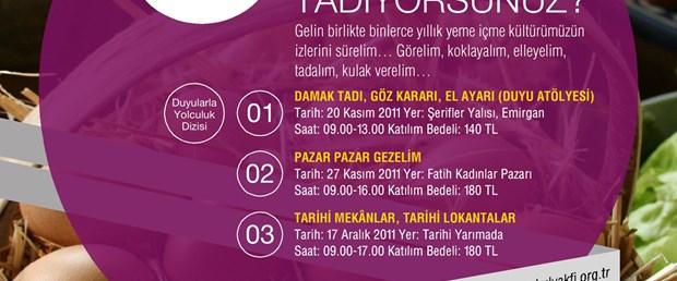 İstanbul'un tadına bakın