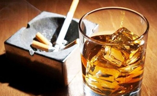 ALKOLLÜ İÇECEKLER VE TÜTÜN