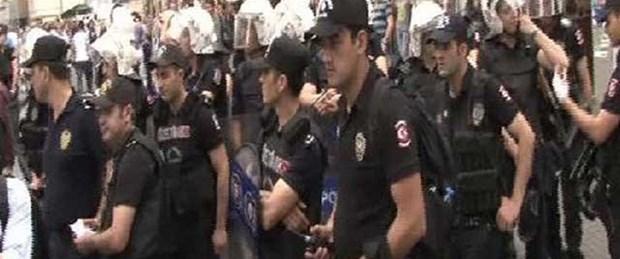 İstiklal'de Lice gerginliği: 3 gözaltı