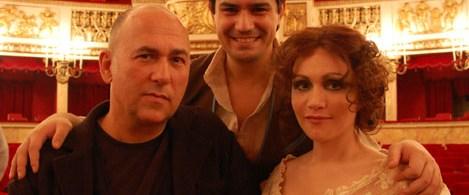 İtalyan oyuncular Özpetek'e hayran