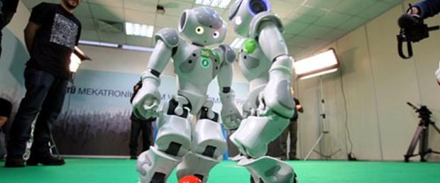 İTÜ robotları top koşturdu
