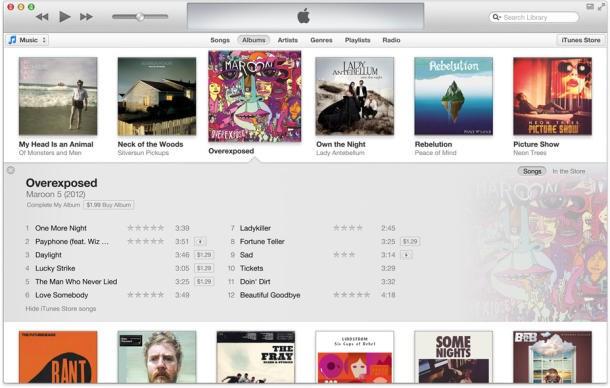 iTunes11.