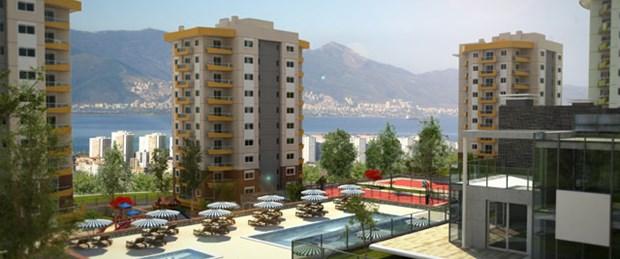 'İzmir'de talep küçük dairelere kaydı'