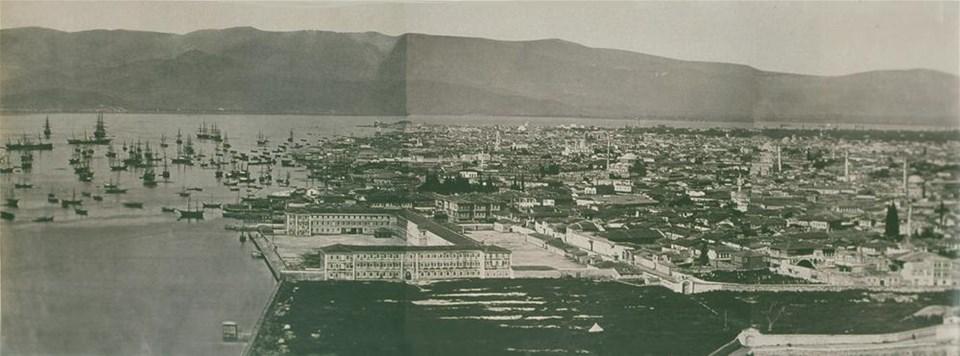 İzmir'i kim yaktı?