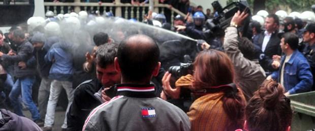 İzmit'te 'pazar' kavgası