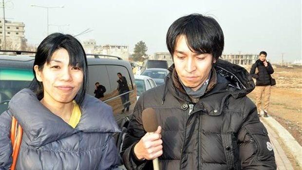 Kazumi Takaya (solda)