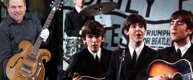 John Lennon'ın gitarına 408 bin dolar